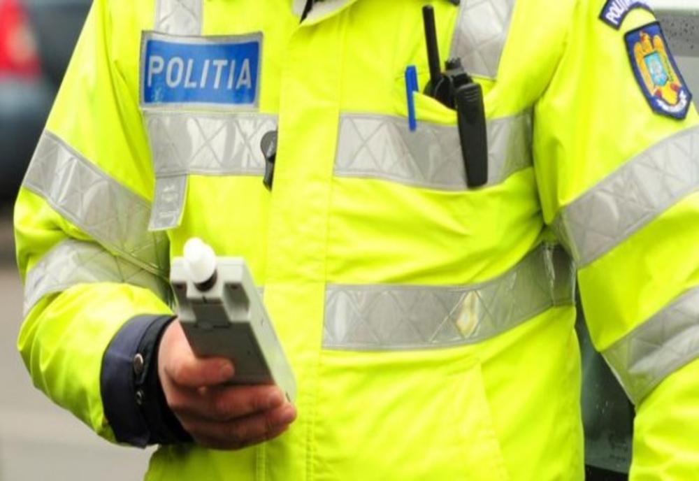 Mureșean, în pragul comei alcoolice, la volan prin Bistrița-Năsăud! A fost oprit de polițiști