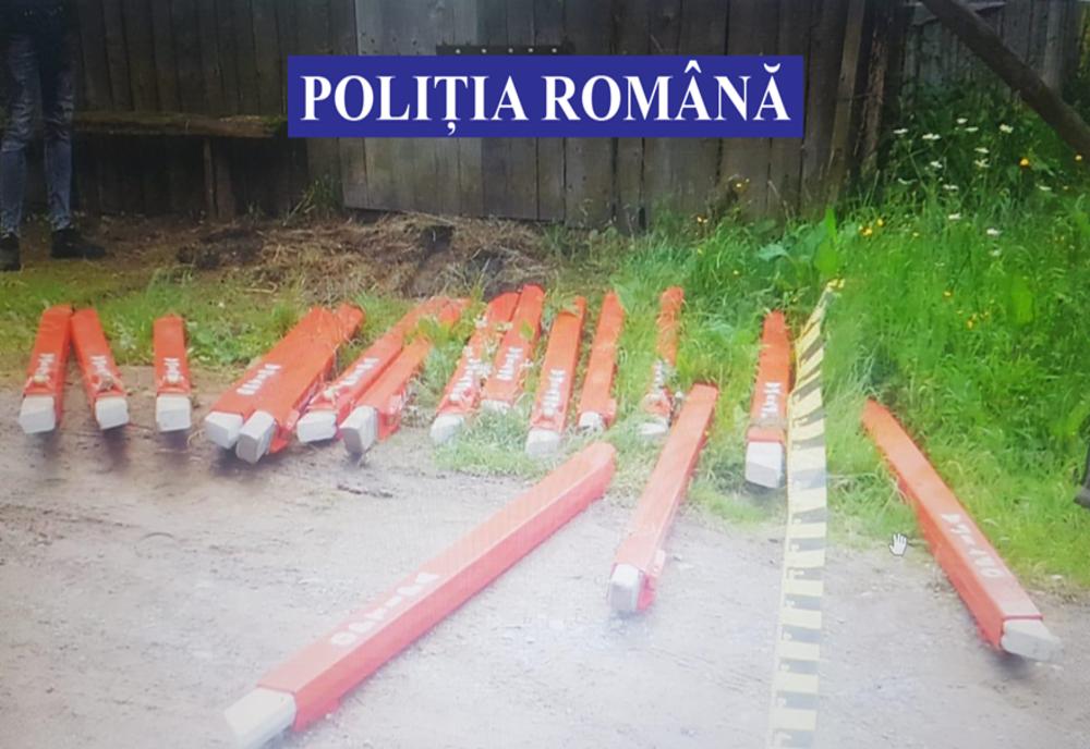 Bunuri de 8.000 de euro, recuperate de polițiștii din Năsăud, după percheziții în Borșa