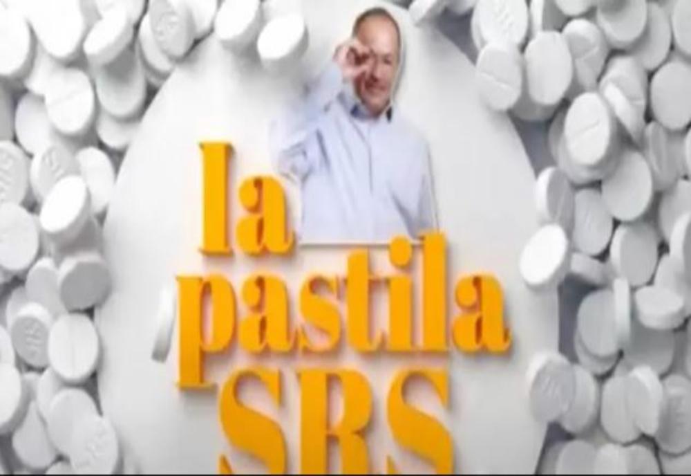 Ia pastila SRS. Prostia lui Arafat