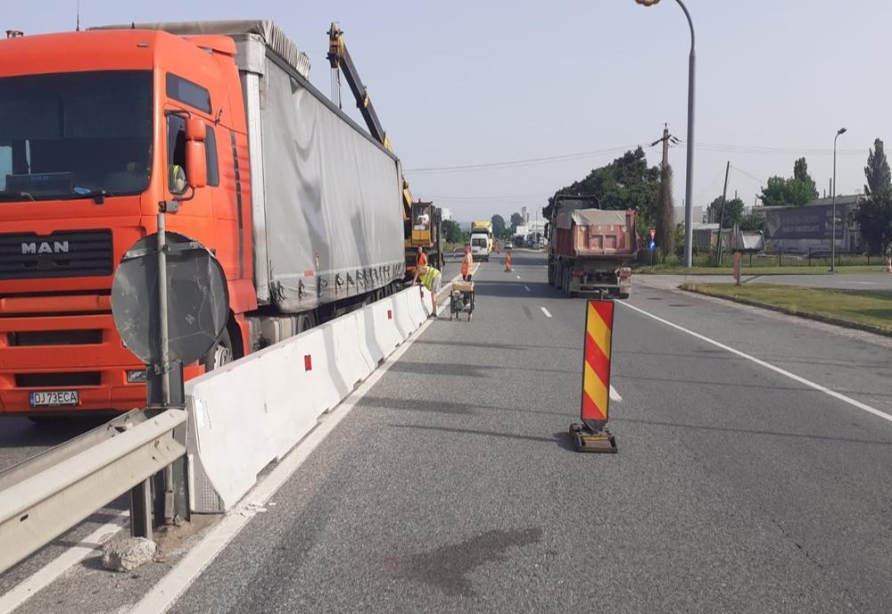 Restricții de trafic pentru autovehiculele de mare tonaj, până sâmbătă, în aproape toată țara!